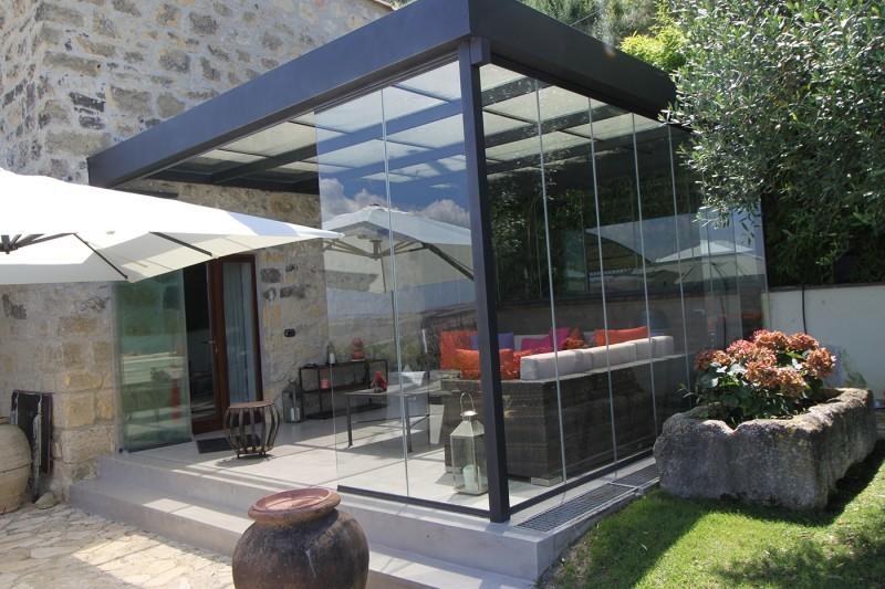 serra bioclimatica zaza design