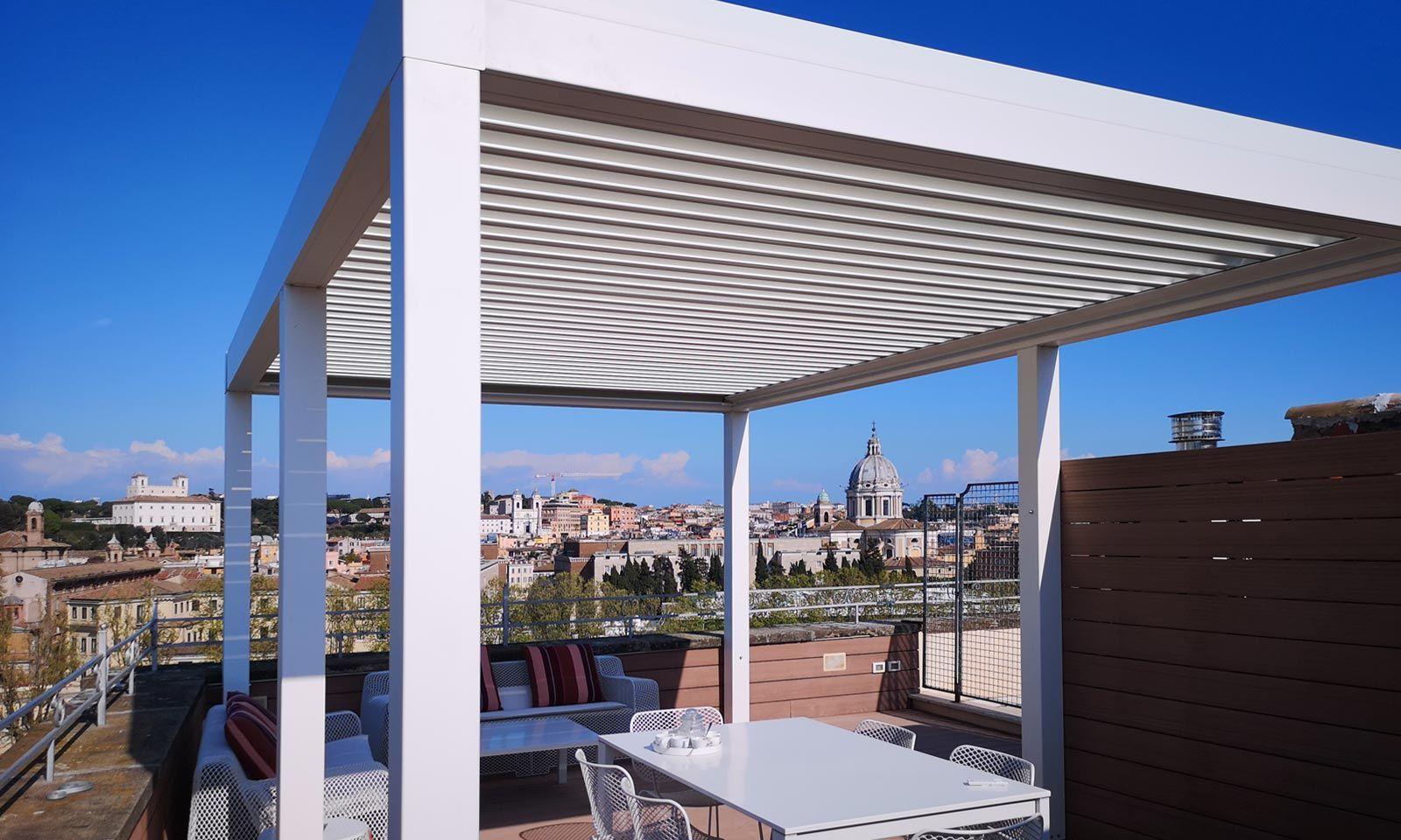 Coprire Terrazzo Con Veranda vetrate per chiudere balconi e terrazzi: permessi e